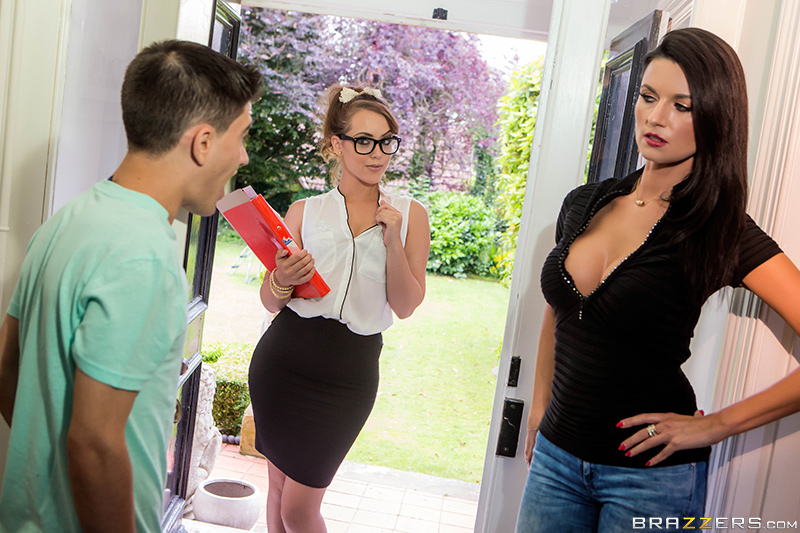 Brazzers kendra lust takes what she wants 8