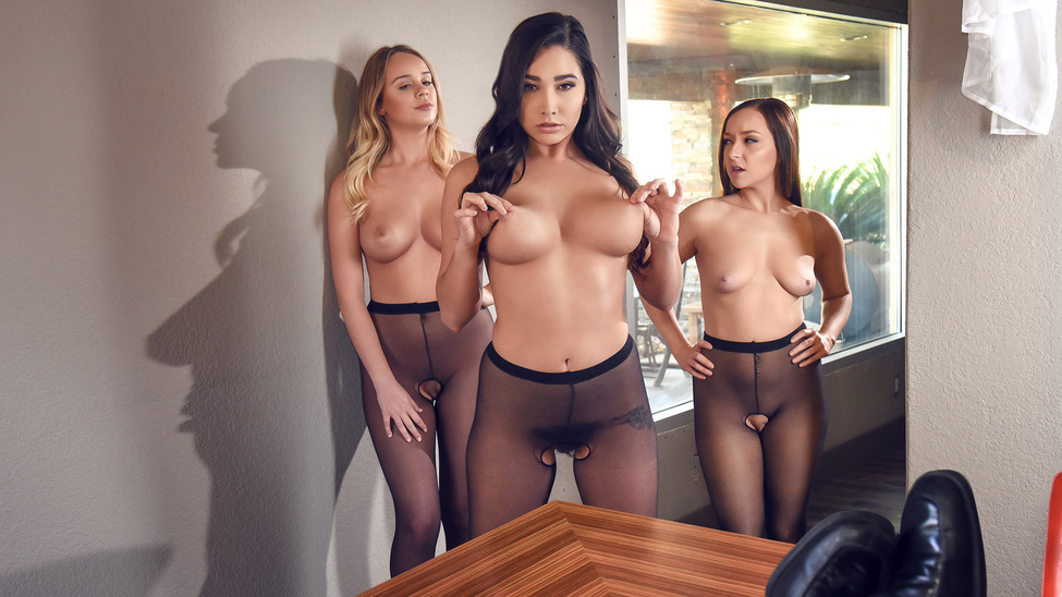 Hoes in Pantyhose