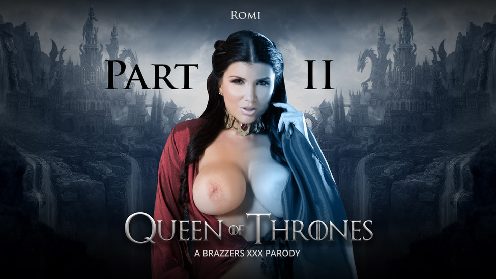 Queen Of Thrones: Part 2 (A XXX Parody)