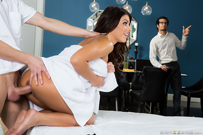 Dirty Masseur – Give The Gift Of Dick – Adriana Chechik & Markus Dupree