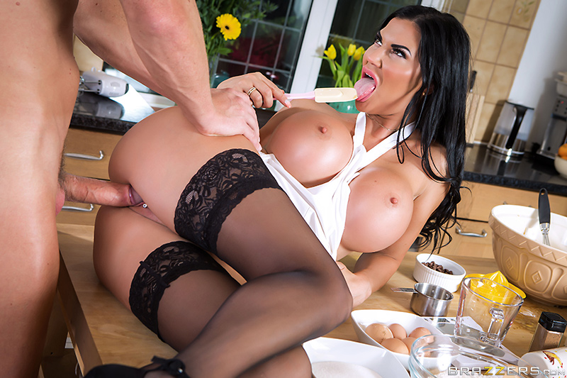 The Slutty Chef Jasmine Jae & Marc Rose