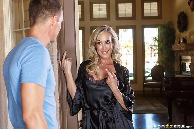 Cleaning up his mess brazzers brandi love xxxmax