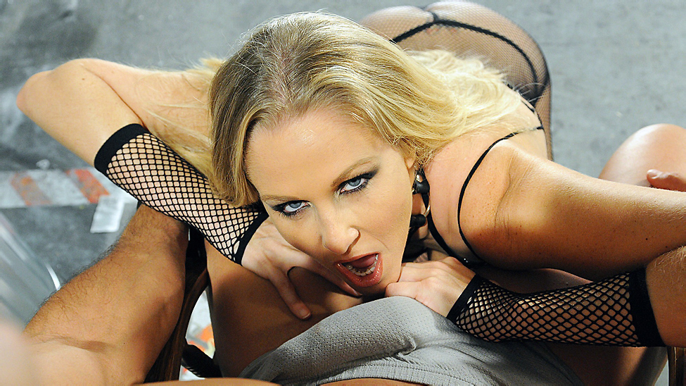 Julia ann ramon cumshot