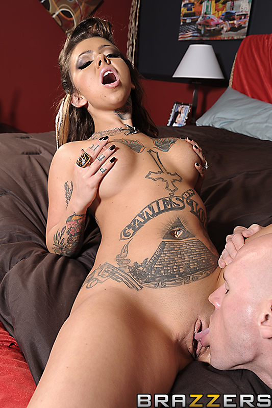 Rikki six blowjob scene 9