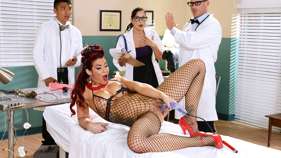 Brazzers – Masters of Fuck – Ryder Skye & Johnny Sins