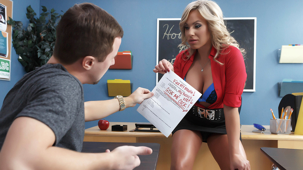 How To Bang Your Teacher