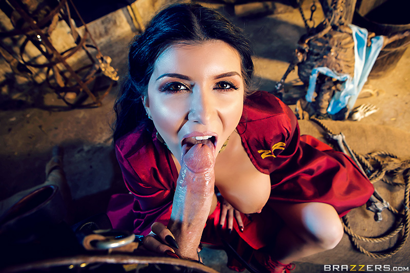 ZZ Series – Queen Of Thrones: Part 2 (A XXX Parody) – Romi Rain & Xander Corvus