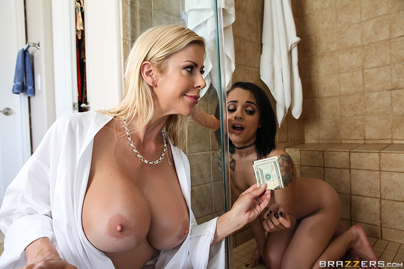 Real Wife Stories – Our Cute Little Plaything 2 – Alexis Fawx, Holly Hendrix & Charles Dera