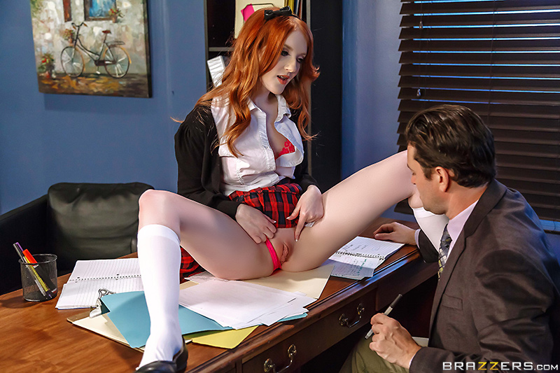 Teens Like It Big – The Scarlett A+ – Krystal Orchid & Preston Parker