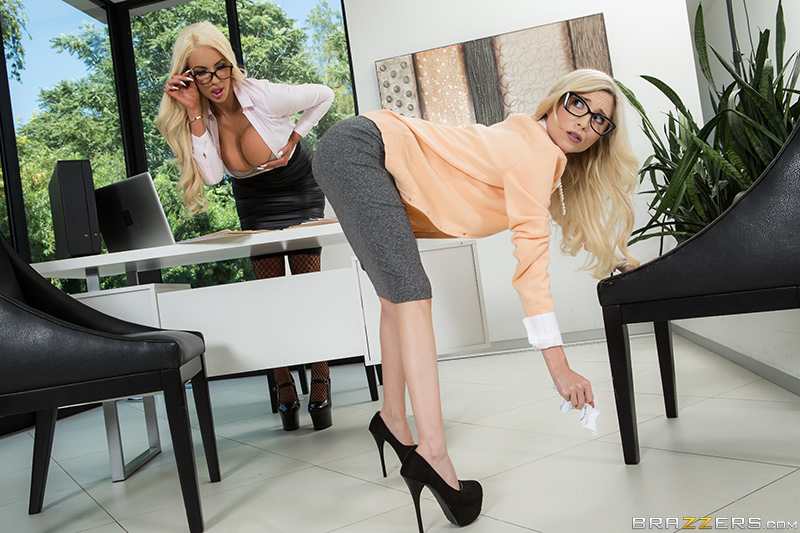 Hot And Mean – Showing Her Who's Boss – Nicolette Shea & Piper Perri