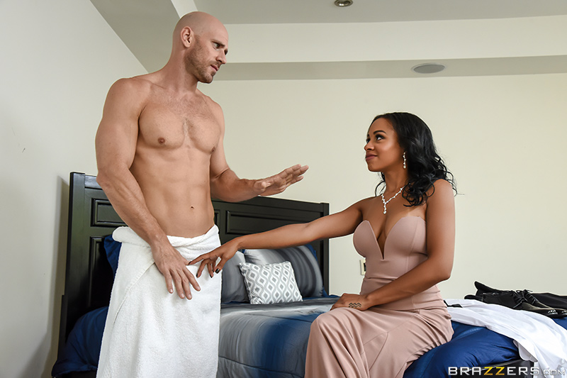 Baby Got Boobs – Maid Of Honor – Anya Ivy & Johnny Sins