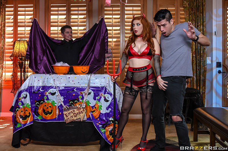 Real Wife Stories – Hallowanking – Penny Pax & Xander Corvus