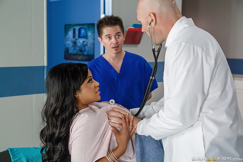 Doctor Adventures – Triage These Tits – Mary Jean & Johnny Sins