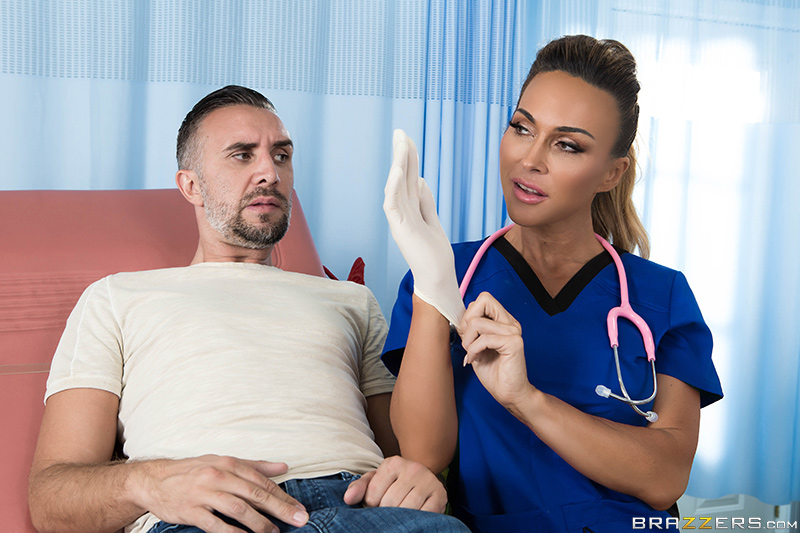 Doctor Adventures – All Backed Up – Aubrey Black & Keiran Lee