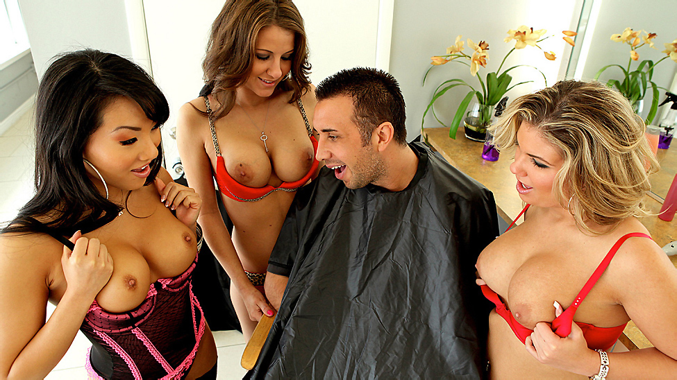 Asa's Titty Hair Salon