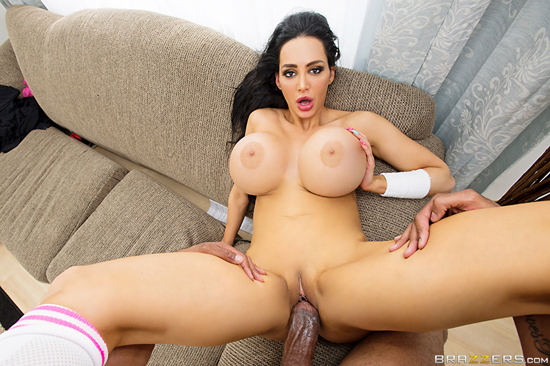 Brazzers huge boobs