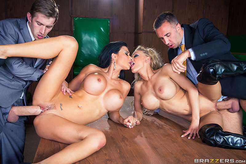 Two Couples Foursome Amateur