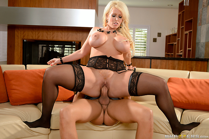 Holly halston likes it in the back